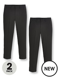 v-by-very-boys-2-packnbspskinny-fit-school-trousers
