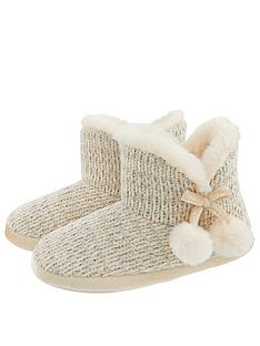 monsoon-cassie-chenille-knitted-lurex-slipper-boot-ivory