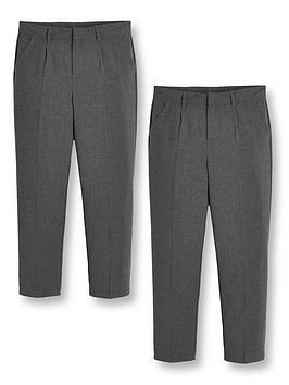 v-by-very-boys-regular-legnbspschool-trousers--plus-size-2-pack-grey