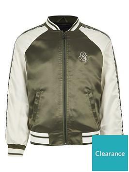 river-island-boys-bomber-jacket--khaki