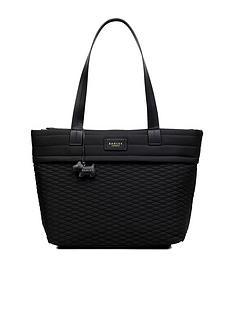 radley-penton-mews-medium-zip-top-tote-black