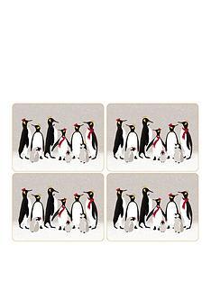 sara-miller-penguin-placemats-ndash-set-of-4