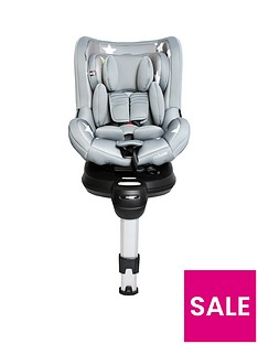 my-babiie-orbit-group-01-grey-stars-spin-car-seat