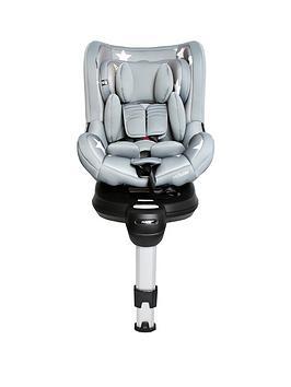 my-babiie-orbit-group-01-grey-stars-spin-car-seat