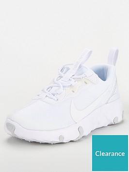 nike-renew-element-55-childrens-trainer-white