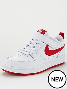 nike-court-borough-low-2-childrens-trainers-whitered