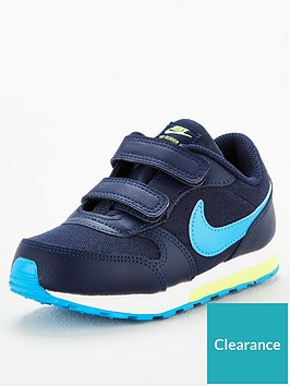 nike-md-runner-2-toddler-trainers-navy