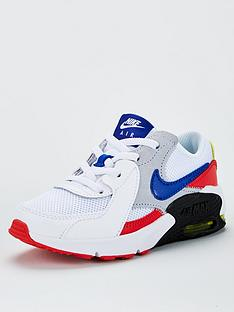 nike-air-max-excee-childrens-trainers-whiteredblue
