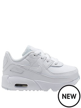 nike-air-max-90-infant-trainers-white