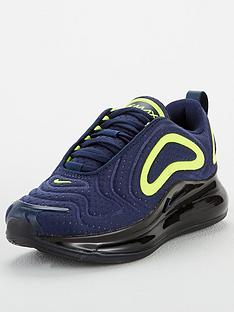 nike-air-max-720-junior-trainers-navy