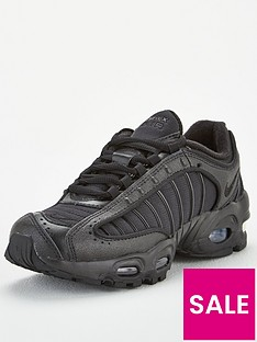 nike-air-max-tailwind-iv-junior-trainers-blackblack