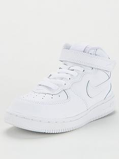 nike-force-1-mid-toddler-trainers-white