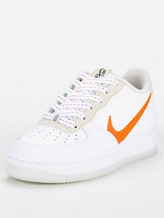 nike-air-force-1-lv8-3-junior-trainer-whiteorange