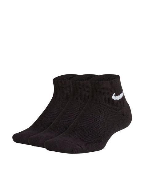 nike-kids-nike-performance-cushioned-quarter-training-socks-3-pair