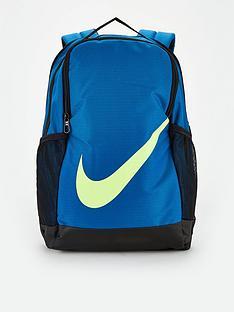 nike-brasilia-childrens-backpack-blue