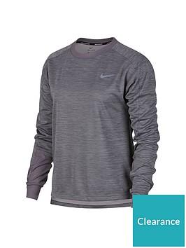 nike-running-pacer-long-sleevenbsptop-grey
