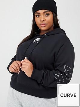 nike-nsw-air-pullover-hoodie-curve-black