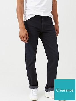 wrangler-texas-original-straight-jeans-black