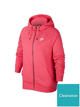 nike-nsw-essential-full-zip-hoodienbspcurvenbsp--watermelon