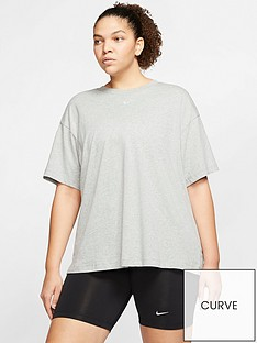 nike-nsw-essential-t-shirtnbspcurvenbsp-dark-grey-heather