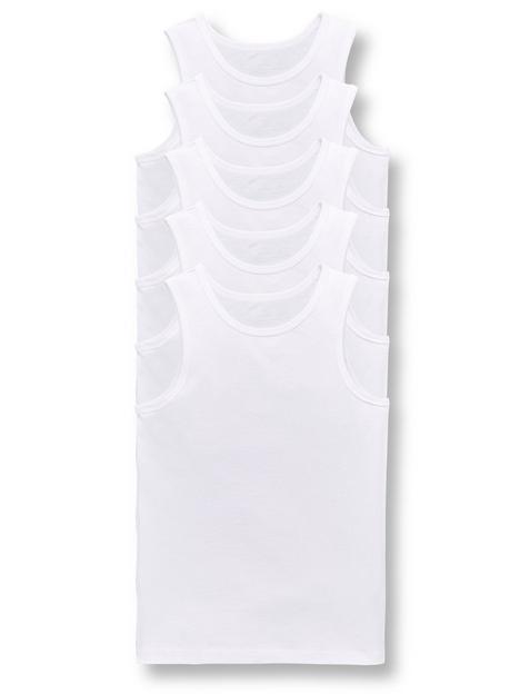 v-by-very-boys-5-packnbspsleeveless-school-vests-white