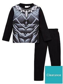 the-avengers-pyjamas-black