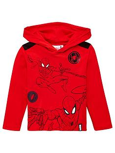 spiderman-hooded-top-red