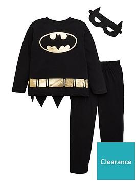 batman-boys-pyjamas-with-mask-and-cape-multi