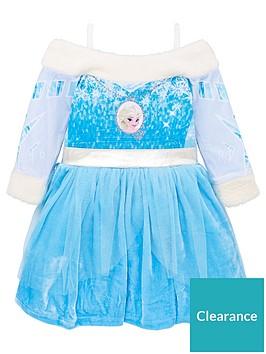 disney-frozen-long-sleeve-dress-blue