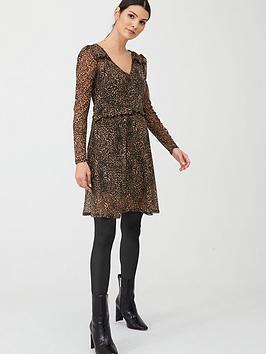 v-by-very-mesh-animal-mini-dress