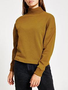 ri-petite-ri-petite-high-neck-long-sleeve-jumper-mustard