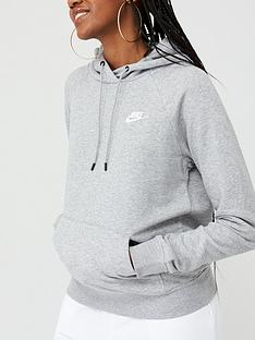 nike-nsw-essential-pullover-hoodie-dark-grey-heathernbsp