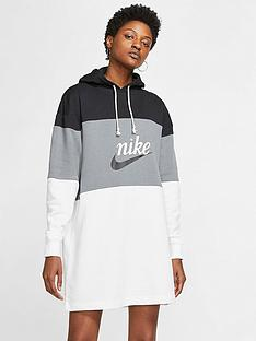 nike-nsw-varsity-hooded-dress-blackwhitenbsp