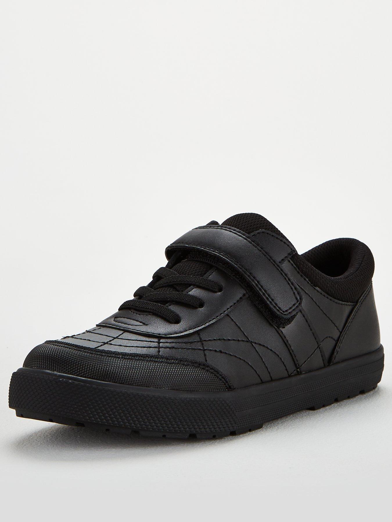 V by Very Older Boys Lace Leather