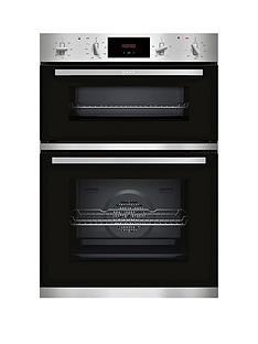 neff-circotherm-main-oven-5-functions-1-cliprail-lcd-display-2nd-oven-4-functions