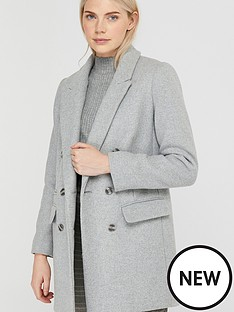 monsoon-alice-double-breasted-blazer-coat-grey