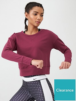 nike-yoga-wrap-cover-up-deep-red