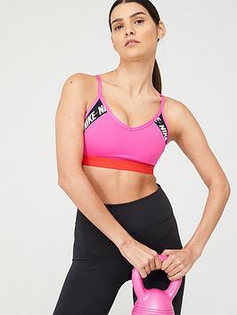 nike-light-supportnbspindy-logo-sports-bra-pink