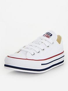 converse-chuck-taylor-all-star-ox-platform-eva-childrens-trainers-white
