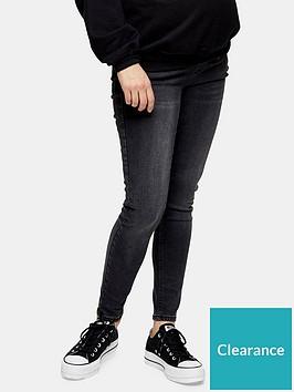 topshop-maternity-jamie-jeans-black