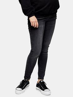 topshop-topshop-maternity-jamie-jeans-black