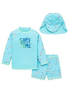 v-by-very-boys-surf-time-sunsafe-with-hat-multi