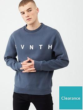 river-island-svnth-embroidered-crew-neck-sweatshirt-bluenbsp