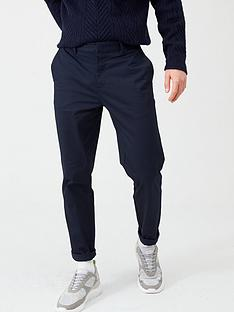 river-island-navy-slim-leg-chino