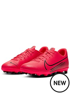 nike-junior-mercurial-vapor-12-club-multi-ground-football-boots-redblack