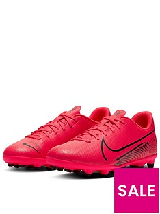nike-junior-mercurial-vapor-12-club-multi-ground-football-boots-redblack