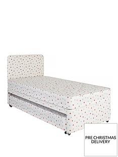 airsprung-star-print-divan-set-with-guest-bed