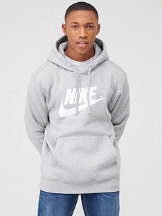 nike-club-graphic-overhead-hoodie-dark-grey