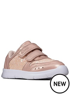 clarks-toddler-girls-ath-sonar-trainers-pink