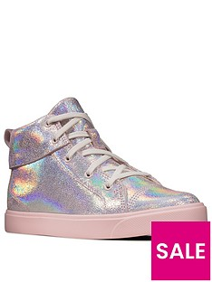 clarks-city-oasis-girls-high-top-trainers-pink